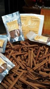 Raw Honey & Organic Cinnamon